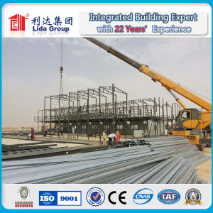 Slope Roof Prefabricated Labor Camp Accommodation House pictures & photos