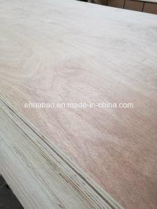 Okume Plywood Poplar Core E1 Glue BB/CC Grade pictures & photos