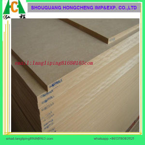 MDF Board/Raw MDF Board pictures & photos