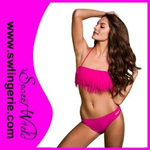 Women Fringe Tassel Sexy Bikini Swimwear