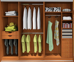 Modern Design Modular Wardrobe (Br-30-C) pictures & photos