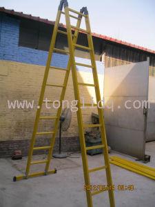 Fiberglass Folding Ladder