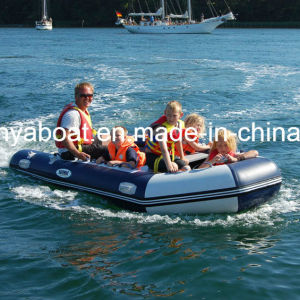 Liya 2-16 Person Soft Inflatable Boat PVC Inflatable Boat pictures & photos