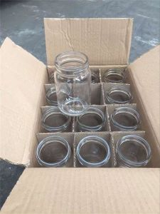 16oz Glass Pickle Jars for Food, Jam, Honey pictures & photos