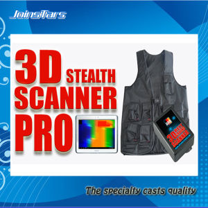 3D Underground Scaner/Metal Detector/Gold Detector/3D Scanner/ pictures & photos