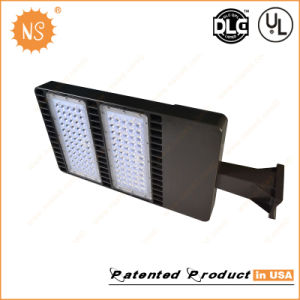 Dlc UL IP65 Parking Lot 200W LED Shoe Box Light pictures & photos