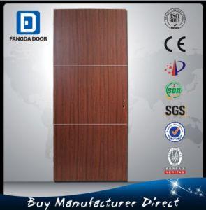 Fangda PVC Interior Door Panel pictures & photos