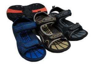 EVA Beach Sandals for Children (21jk1628) pictures & photos