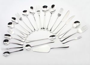 Cheap Price Higt Quality 410 Mirror Polished Stainless Steel Ice Spoon (B08) pictures & photos