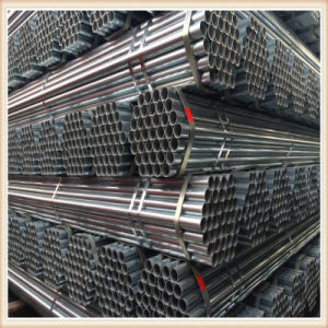 Hot Dipped Galvanized Steel Tube Q235, Q345 pictures & photos