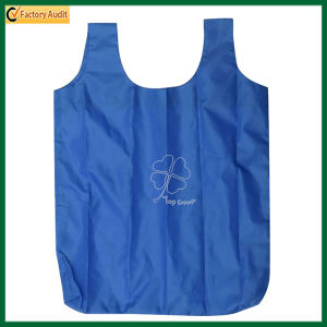 Customized Zipper Closure Polyester Tote Bag (TP-SP270) pictures & photos