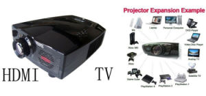1024*768 Home Theater LED Projector with TV, HDMI (SV-806) pictures & photos