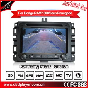 Android 5.1/1.6 GHz Car DVD GPS for Dodge RAM 1500 Car Audio Player with WiFi Connection Hualingan pictures & photos