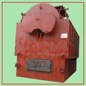 Coal Fired Hot Water Boiler with Horizontal 3pass Fire-Tube (DZL3-12.5bars)