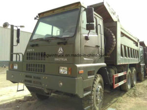 Chinese Sinotruk Brand Mining Dump Truck pictures & photos