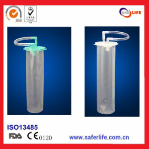2000ml Medical Disposable Negative Pressure Suction Liner Bag pictures & photos