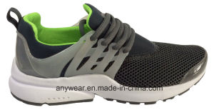 Men Walking Footwear Comfort Sports Running Shoes (16740) pictures & photos