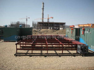 Transportable Pipe Spool Fabrication Production Line (TPPPL-24) pictures & photos