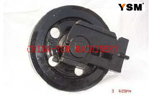 Cat225, Cat235, E240b, Front Idler Assy for Excavator Parts Hitachi pictures & photos