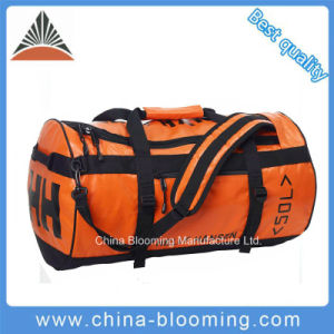 Outdoor Sport Carry Travel Shoulder Waterproof Tarpaulin Backpack Bag pictures & photos