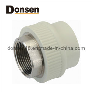 PPR Fittings of Female Threaded Coupling pictures & photos