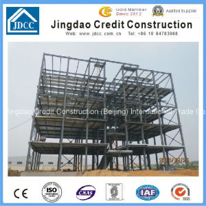 Pre-Engineered Multistorey Steel Structure Building pictures & photos