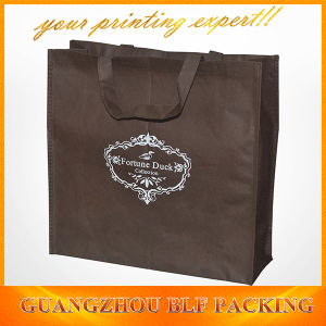 Non Woven Suit Shopping Bag pictures & photos