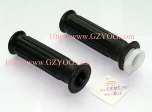 Yog Spare Parts Motorcycle Hand Grip Gn125 Black pictures & photos