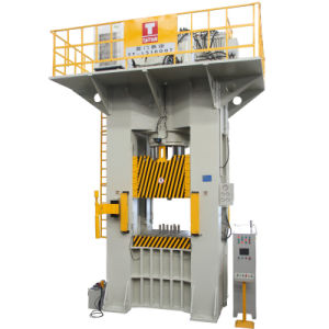 H Frame Press for Deep Drawing of Auto Parts 1000t with Moving Bolster pictures & photos