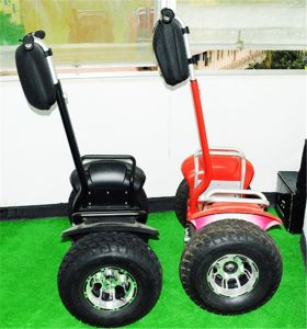 48V Electric Balance off Road Scooter pictures & photos