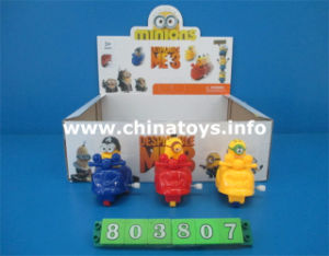 Wind up Minions Doll Novelty Toy, Plastic Toy (803807) pictures & photos