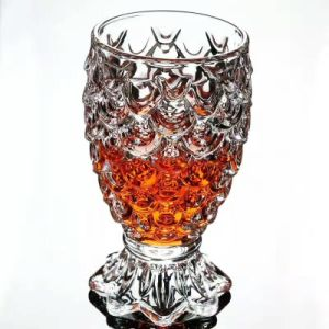 New Style Fish Scale Glass Cup Beer Cup Kb-Hn03749 pictures & photos