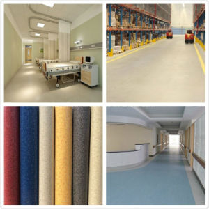Factory Supply Directly Best Price Soundproof Waterproof Plastic Vinyl PVC Laminate Flooring pictures & photos