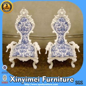 Bride and Groom Royal Wedding Chair Xym-H120 pictures & photos