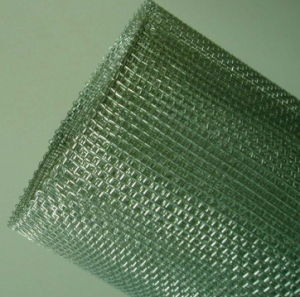 Hot Dipped Galvanized Steel Square Wire Mesh Cloth (anjia-604) pictures & photos
