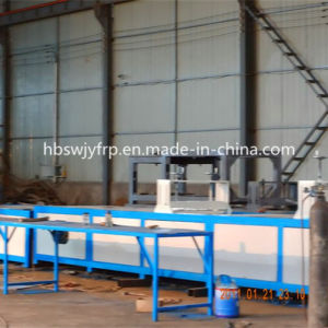 FRP Hydraulic Type Pultrusion Line with Touch Screen pictures & photos