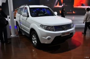 BAW 007 SUV pictures & photos