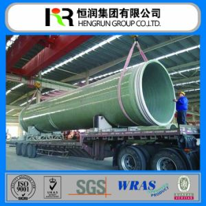 China Manufacture for Drink Water or Sewage Water Supply FRP/GRP Pipe pictures & photos