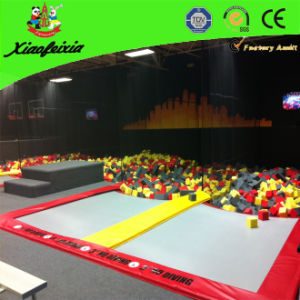 Xfx Indoor Trampoline Park (14-08) pictures & photos