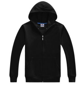 Wholesale Unisex Zipper up Hoodies pictures & photos