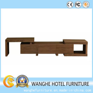 Antique Luxury Hotel Villa Furniture Removable Coffee Table/TV Bench pictures & photos