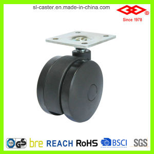3 Inch Rotating Nylon Caster (P551-20B075X62D) pictures & photos