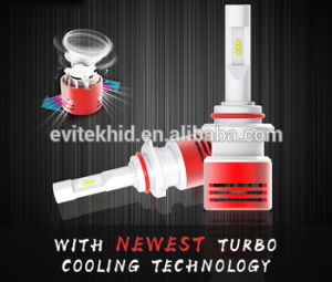 V5 Csp 9006 LED Headlight 6000k Car Light 4200lm Auto LED Light 30W LED Drivring Light for Auto Parts pictures & photos