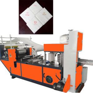 Napkin Tissue Packaging Machinery Napkin Folding Machine pictures & photos