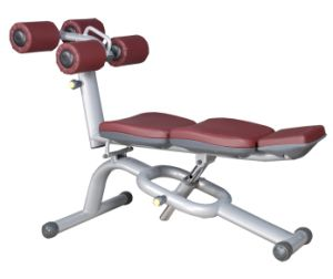 Tz Fitness Gym Equipment Adjustable Abdominal Bench Tz-6027 pictures & photos