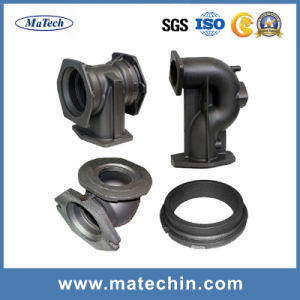 Foundry Low Price Grey Iron Casting Pump Housing pictures & photos
