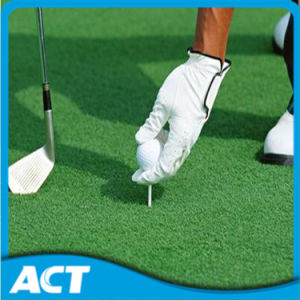 Golf Field Artificial Turf Grass G13 pictures & photos