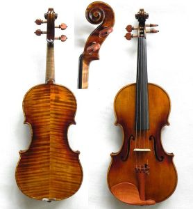 Concert Violin! Strad 1716 Messiah Violin (LD-0016)