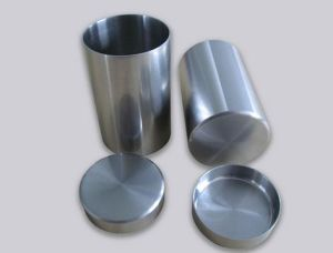 99.95% Purity Tungsten Crucible with High Quatity pictures & photos