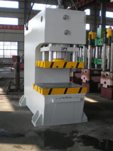Single Column Hydraulic Strightening and Mounting Press Machine (YHD41) pictures & photos
